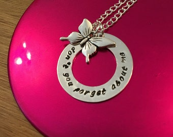 Don't You Forget About Me Life Is Strange Necklace