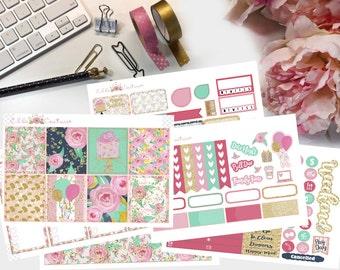 Birthday Sparkles Planner Kit by EllaCoutureByJessica