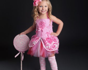 Birthday Pink Lollipop Candy outfit