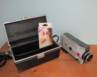 Vintage Kodak Instamatic M6 Movie Camera Super 8