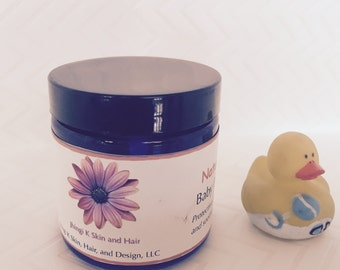 Natural Baby Bum Butter  4 oz. jar  pass the lip test Made in the USA