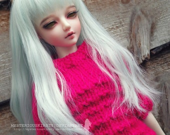 BJD Msd Pink outfit