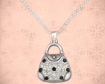 Purse Necklace - 50548