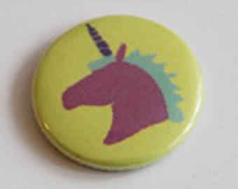 button Unicorn