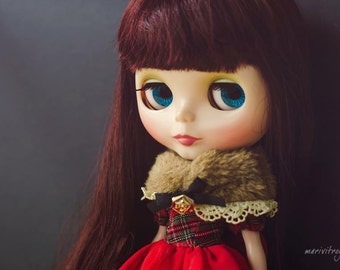 "Neo Blythe Doll 11th Anniversary ""Red Delicious"""