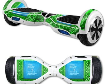 Skin Decal Wrap for Self Balancing Scooter Hoverboard unicycle Circuit Board