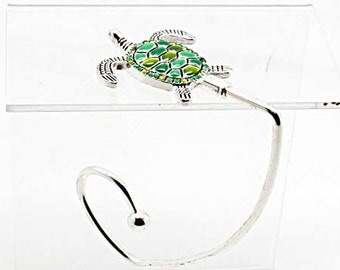Turtle Purse Hook Hanger - Free Shipping