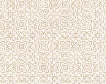 Whisper Prints - Wheat - by Robert Kaufman