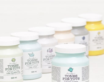 Jennylyn's Tones For Tots Natural Nursery by Fusion 500ml - 7 colors available - Same Day Shipping