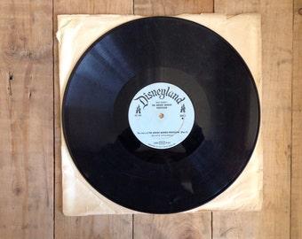 The Absent Minded Proffessor-Walt Disney-Vintage Record
