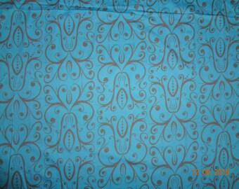 """7/8 Yard Valori Wells Stretch Knit Fabric - Savannah #JKVW03 - 58"""" wide"""