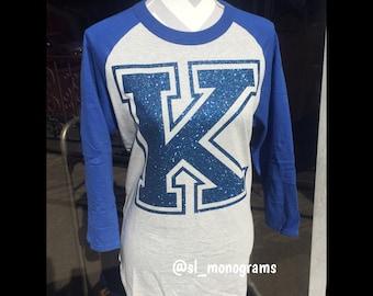 K Varsity Letter or Any Varsity Letter
