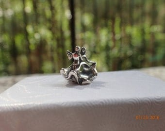 925 Sterling Silver Dancing Couple / New with gift box