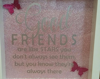 Good Friends frame