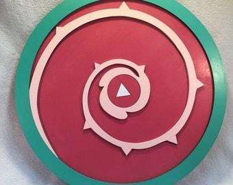 """20"""" Steven Universe Shield Replica"""