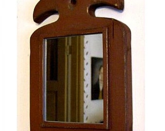 Early Mirror with Whale Tail