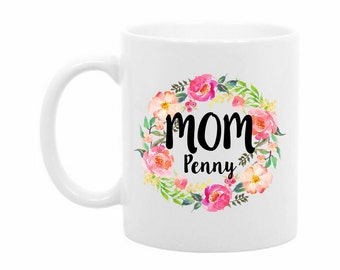 Mother's Day Gift - Gift for Mom - Gift for Mother - Mom Gift - Mother's Day - Coffee Mug - Coffee Cup - Gift for Her - Gift for Grandmother