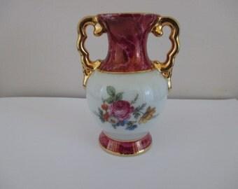 Gernet Limoges Vase