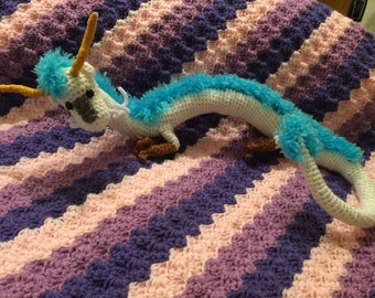 Amigurumi Chinese Dragon
