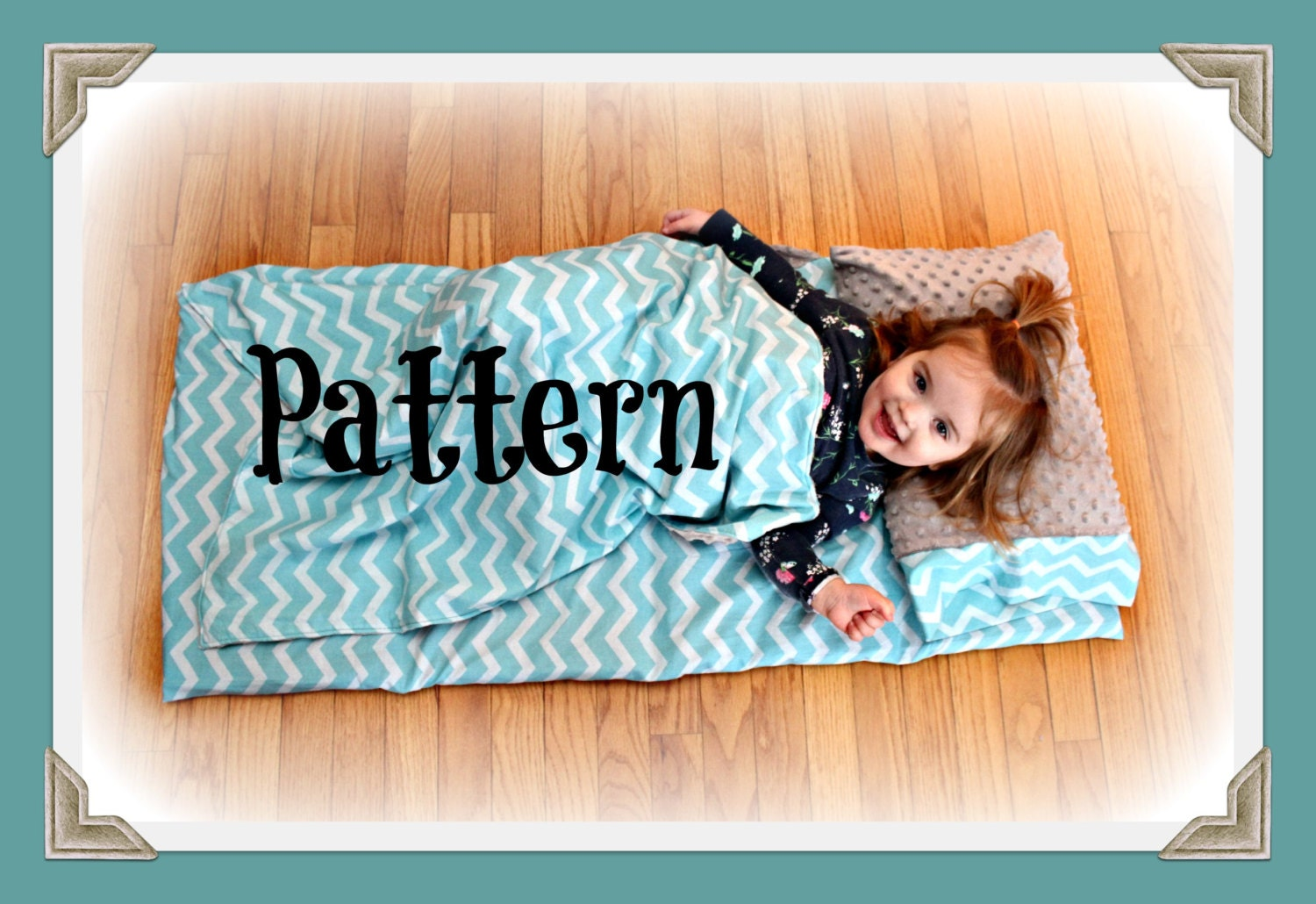 Pdf Tutorial Nap Mat Cover With Attached Blanket And