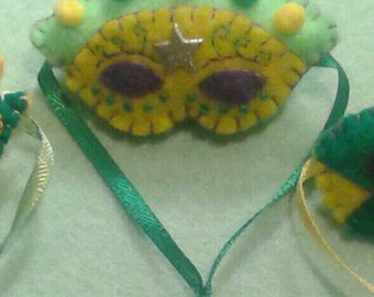 Mardi Gras Mask #2