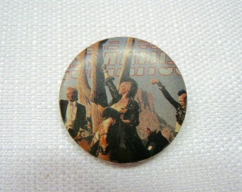 Vintage Early 80s Plasmatics - Beyond the Valley of 1984 Album (1981 Release) - Pin / Button / Badge