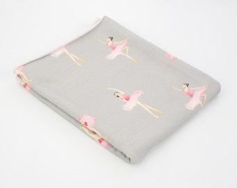 Ballerinas Loop Type Knit / French Terry Sweatshirt