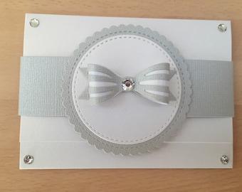Wedding Gift Card Holder, Wedding Present, Voucher Wallet, Money Wallet, Gift Card Voucher