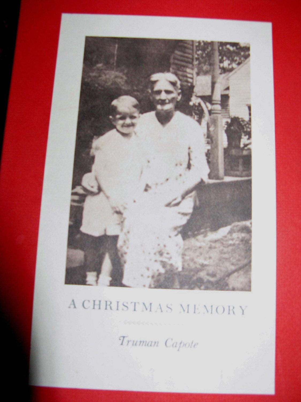Truman Capote A Christmas Memory - Фото база