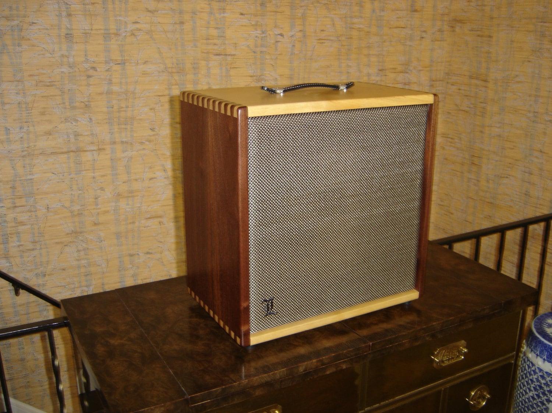 1x12 or 1x10 custom guitar speaker cabinet. Black Bedroom Furniture Sets. Home Design Ideas