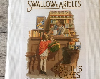 Swallow and Ariels Beutron Cross Stitch - Advanced