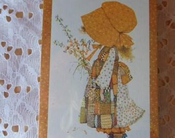 Holly Hobbie Deck of Playing Cards Sealed Vintage Holly Hobbie
