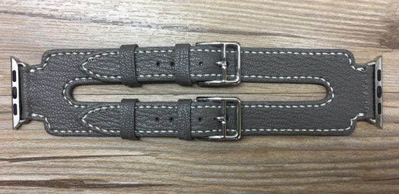 Apple Watch Band   Apple Watch Strap   Double Buckle Cuff Watch Band   Black Friday Crazy Sale, FREE SHIPPING For Apple Watch 38mm & 42mm