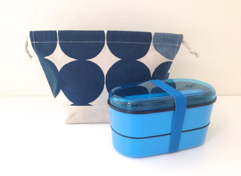 bento bag zen circle bento box set lunch box snack bag. Black Bedroom Furniture Sets. Home Design Ideas