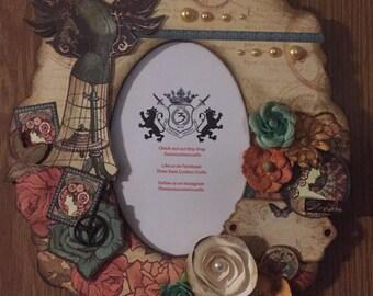 Custom Fashionable Steampunk Frame