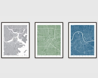 Custom map print - Choose your city - Personalized & Customized print -  Home - Custom Map / City  Print  / City Poster