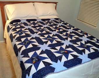 Ride Free - Large Lap Quilt
