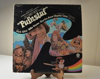 Pufnstuf Sound Track Album 1970