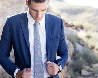 Necktie, Navy Men's Necktie