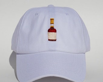 Henny Dad Hat white & tan