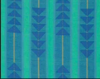 Loominous by Anna Marie Horner for Free Spirit fabrics WOAH007 Denim One Yard Cut and Yardage