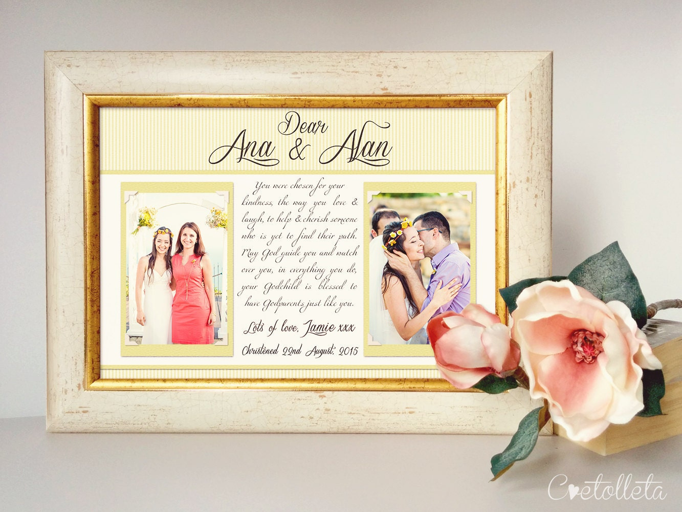 Wedding Gifts For Bride From Best Friend: Bridesmaid Wedding Gift Best Friend Thank You Gift By