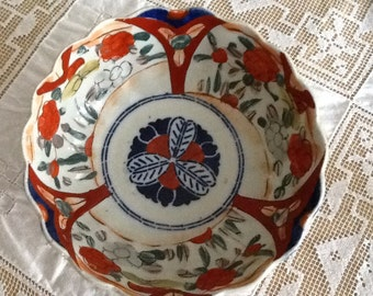 Antique Japanese IMARI Bowl