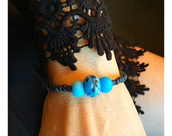 Beachy Blue Bracelet