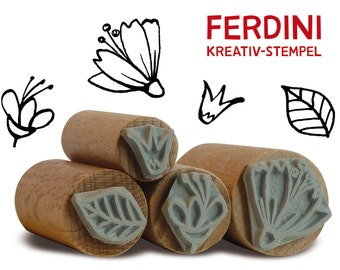 Bluebells · Stamps by Ferdini