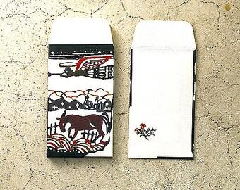 NEW Classiky Pochibukuro, Mini Envelopes by Seki Mihoko, 45327-03