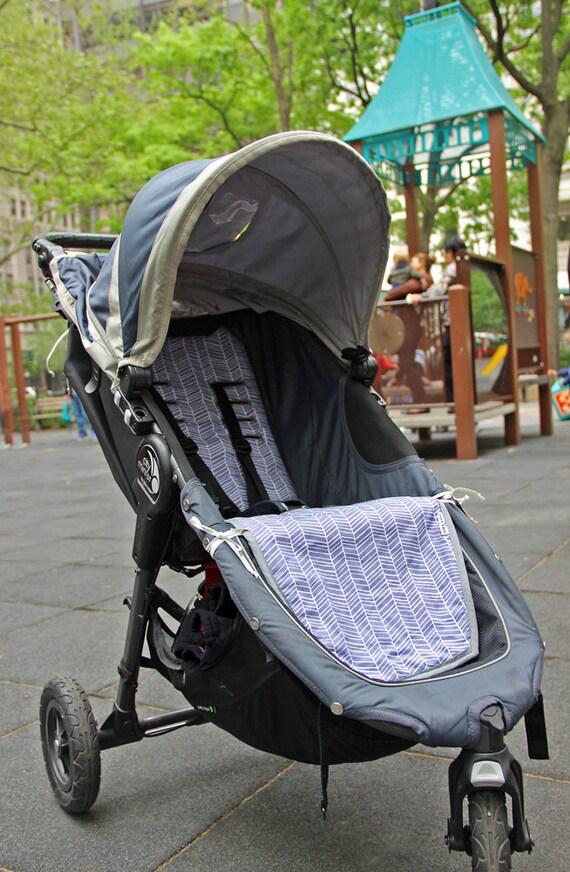 Baby Jogger City Mini Gt Single Custom Cotton Stroller Pram