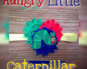 Hungry Little Caterpillar Girls Headband