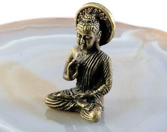Buddha, Bronze, asiatica - 1156