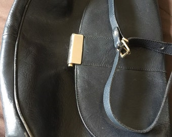 Italian leather Vintage Rome Purse Should Bag